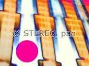 die drei Säulen und der rosa Punktwtmk