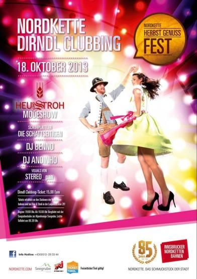 DIRNDLCLUBBING 2013